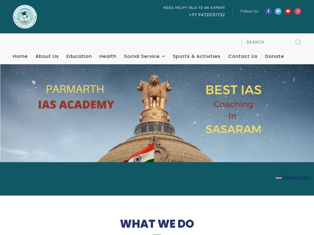 Trust Website Development in rohtas