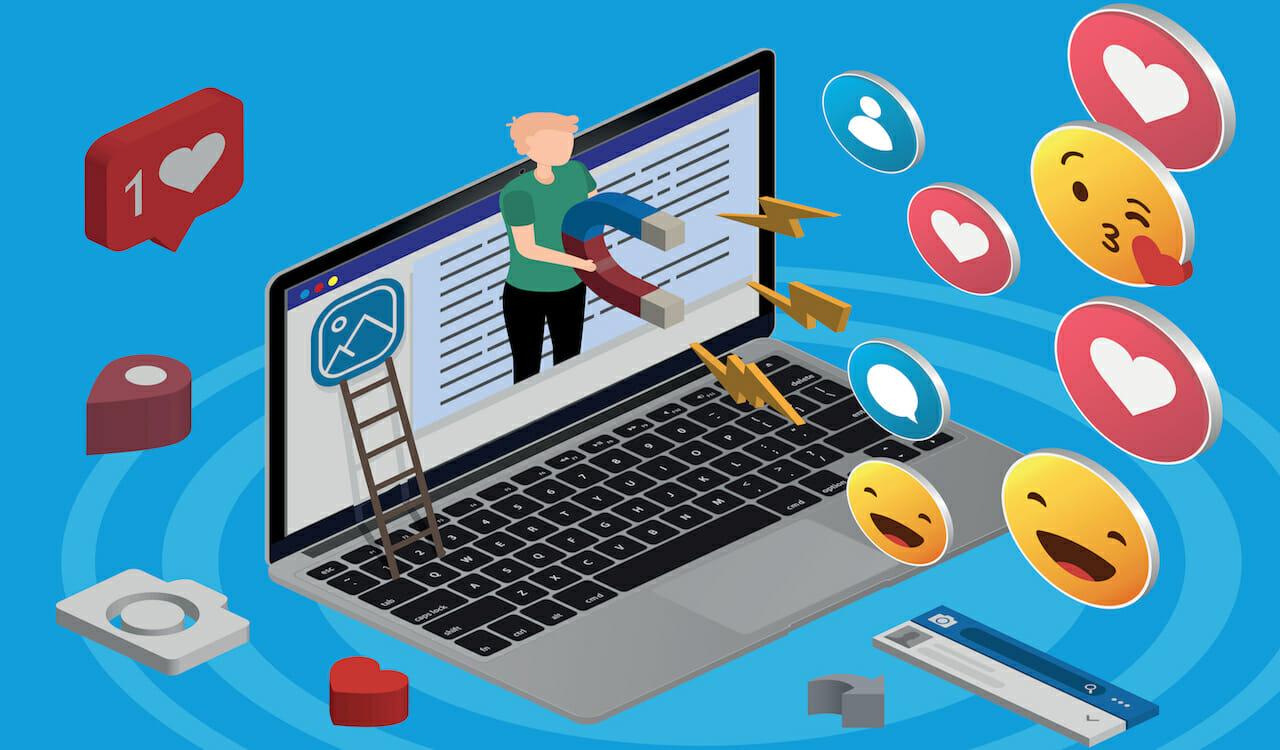 The Impact of Social Media in SEO